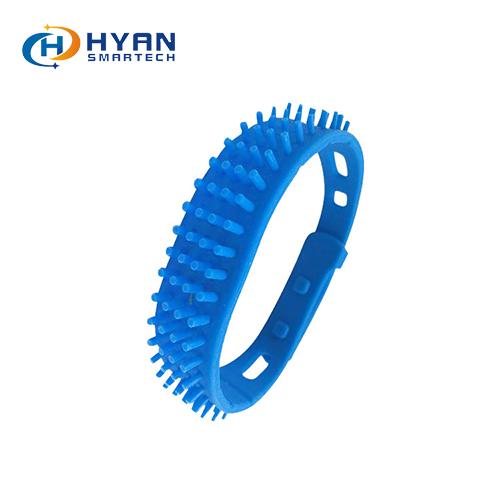 Custom NFC Silicone Wristbands | Hyan Smartech Co ,Ltd